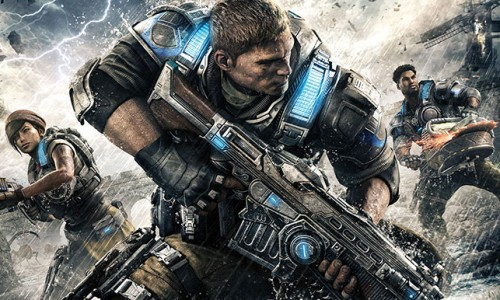 Gears of War 4 launch trailer will get you fired up