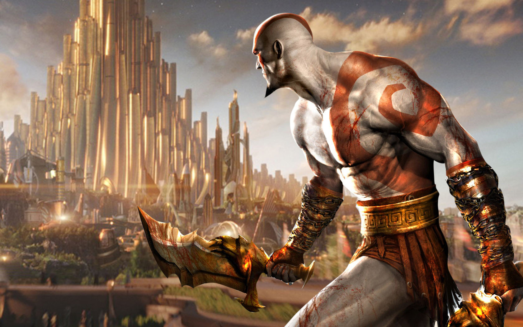 Kratos to fight Norse gods in next God of War game? - Nerd