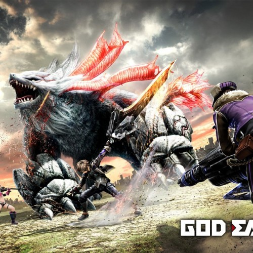 God Eater Resurrection and God Eater 2: Rage Burst coming Summer 2016