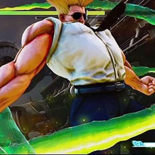 Watch Guile in action in new Street Fighter V trailer