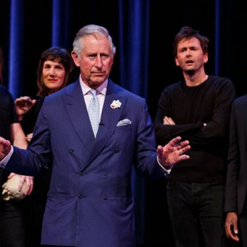 British stars have a Hamlet-Off for Shakespeare Live!