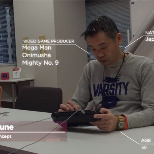 Mega Man creator Keiji Inafune creates Super Mario Maker level