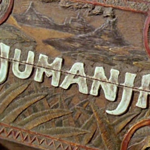 Jumanji reboot to star The Rock and Kevin Hart?