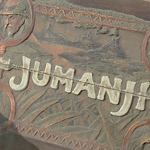 The Rock on board for Sony's 'Jumanji' remake
