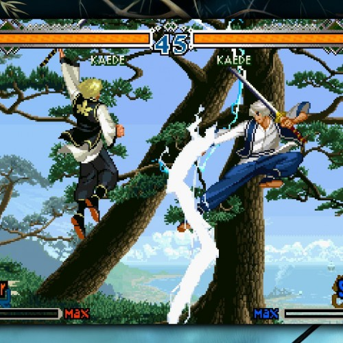 The Last Blade 2 heads to PlayStation 4 and PlayStation Vita in May