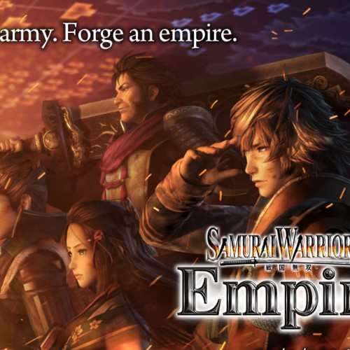 Samurai Warriors 4: Empires (PS4 review)