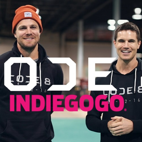 Code 8 sci-fi film by Stephen and Robbie Amell destroys crowdfunding record