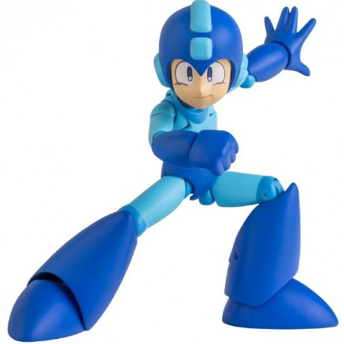 New Mega Man and Mega Man Battle Network figures coming from Sentinel