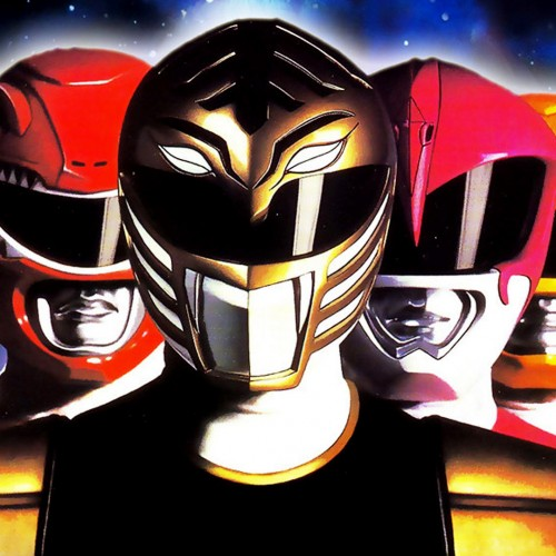 My top 5 Power Rangers series of all time