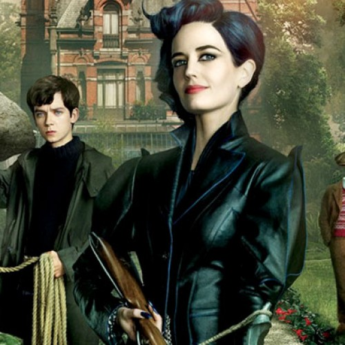 CinemaCon 2016: 'Miss Peregrine's Home for Peculiar Children' footage description