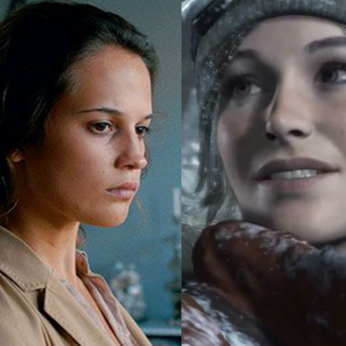 Alicia Vikander to play Lara Croft in Tomb Raider reboot movie
