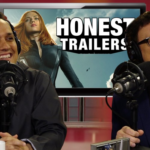 Russo brothers react to Honest Trailers' Captain America: The Winter Soldier