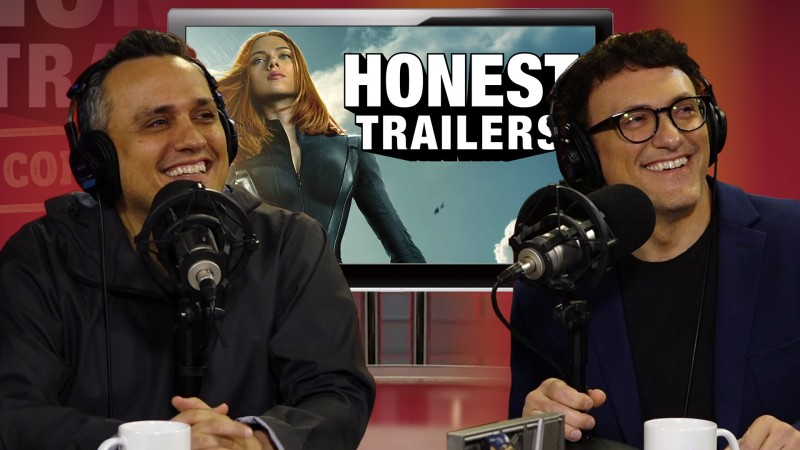 russo brothers honest trailers