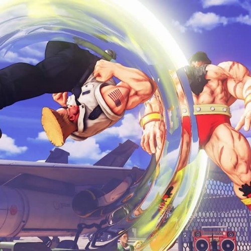 Guile will join Street Fighter V on April 28