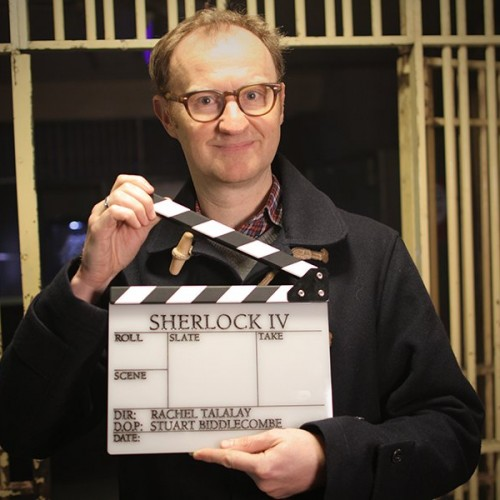 BBC's Sherlock season four has begun filming