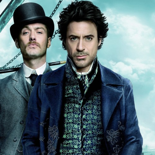New writer announced for 'Sherlock Holmes 3'