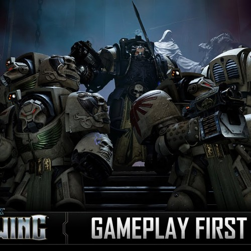 New Space Hulk: Deathwing trailer emerges