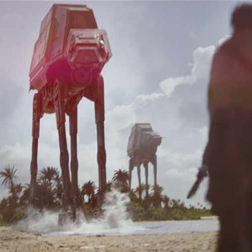 Teaser trailer for 'Rogue One: A Star Wars Story' has arrived