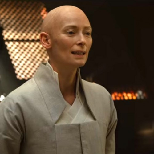 Tilda Swinton responds to 'whitewashing' of Doctor Strange's Ancient One