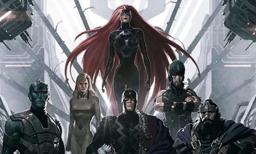 Marvel's The Inhumans no longer a movie, being turned into ABC series