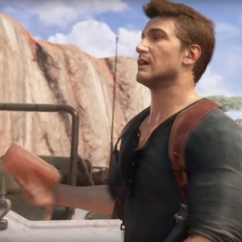 Uncharted 4: A Thief's End 16-minute Madagascar gameplay