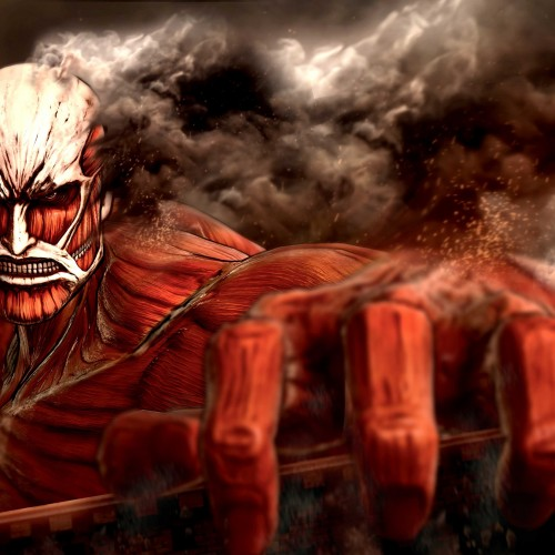 Attack on Titan game coming August 30