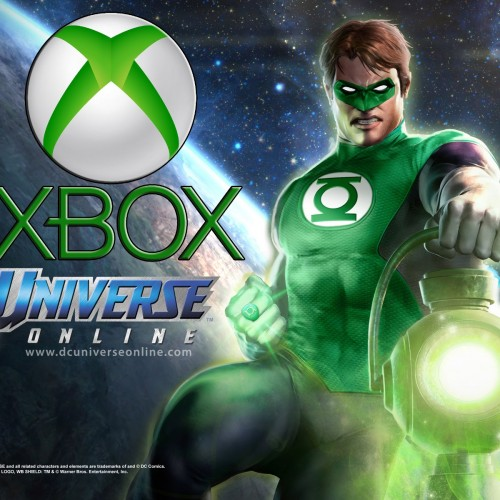 DC Universe Online to Xbox One