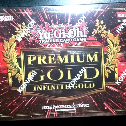 Let's take a look at Yu-Gi-Oh! Premium Gold: Infinite Gold