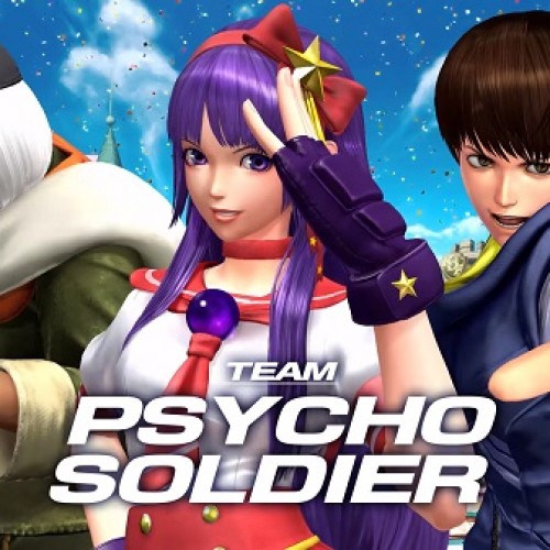 Athena, Chin and Kensou return as Team Psycho Soldier in The King of Fighters XIV