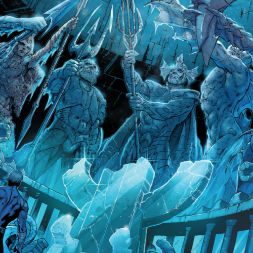 Atlantis to be main enemy in Justice League movie?
