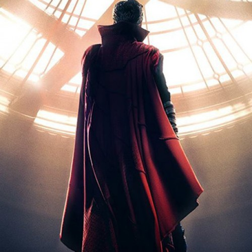 By the Hoary Hosts of Hoggoth! The 'Doctor Strange' trailer has arrived