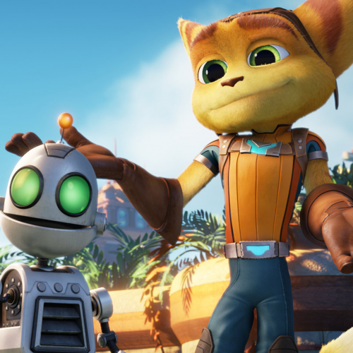Voice actors James Arnold Taylor and David Kaye talk Ratchet and Clank the movie
