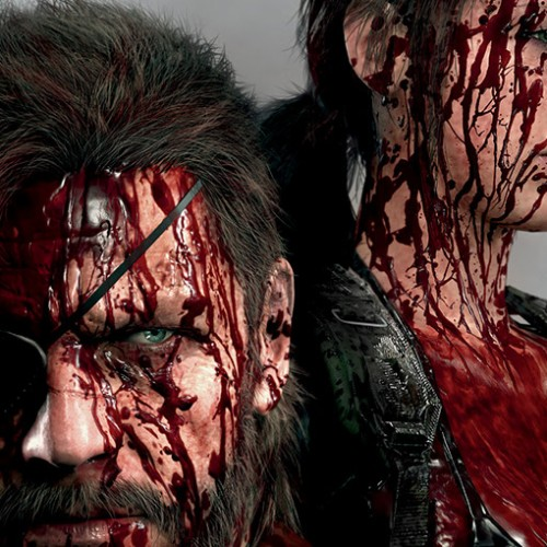 Dark Horse to release 'The Art of Metal Gear Solid V'
