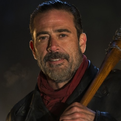 Negan beating Walking Dead character sound clip analyzed