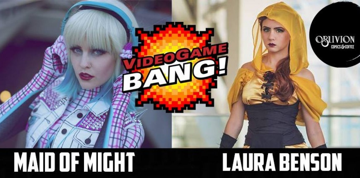 Videogame BANG! ep.137: Maid of Might & Oblivion Comics