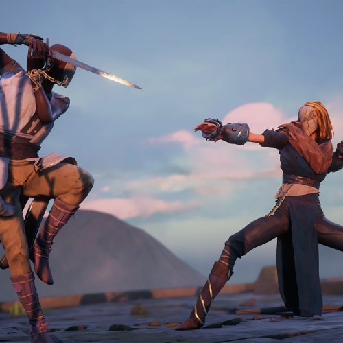 Online combat RPG, Absolver, revealed with new trailer