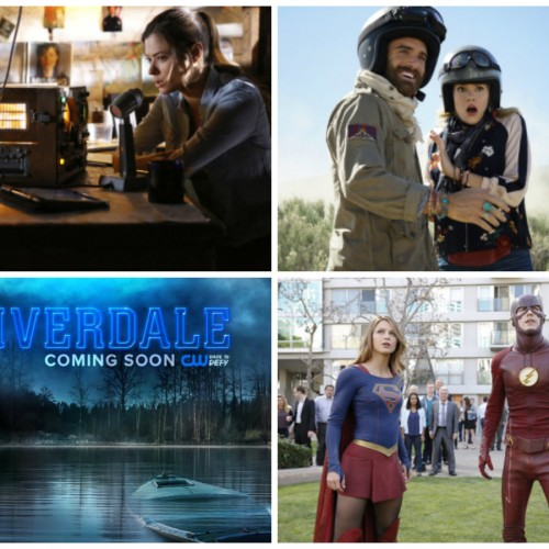 CW Upfronts 2016 include a familiar superhero, an Archie comic, and radio waves
