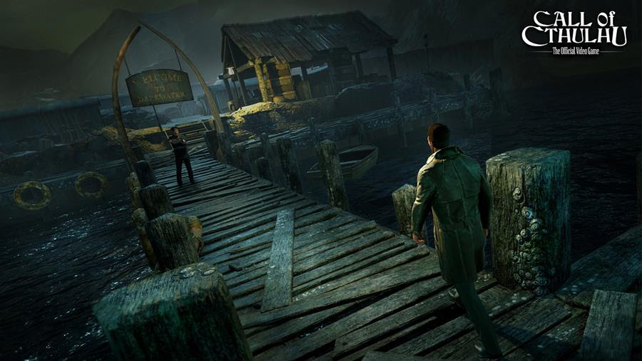 Call of Cthulhu The Official Video Game - 02