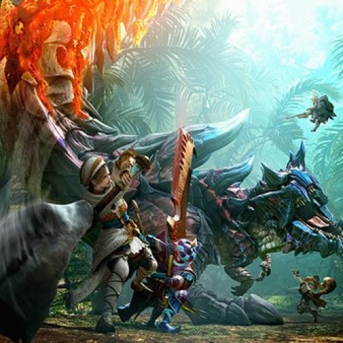 Monster Hunter Generations will be released on July 15, alongside a Special Edition system