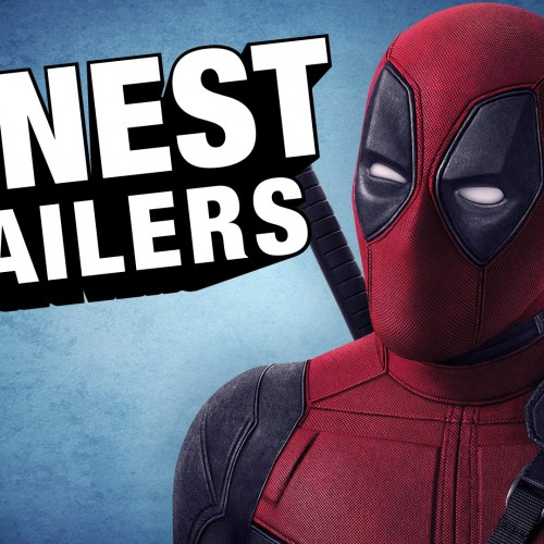 Deadpool crashes Honest Trailers