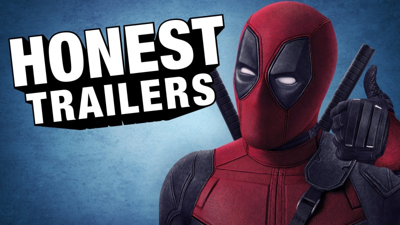 Honest Trailer deadpool