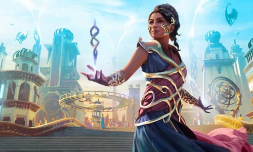 Magic the Gathering journeys to Kaladesh in September