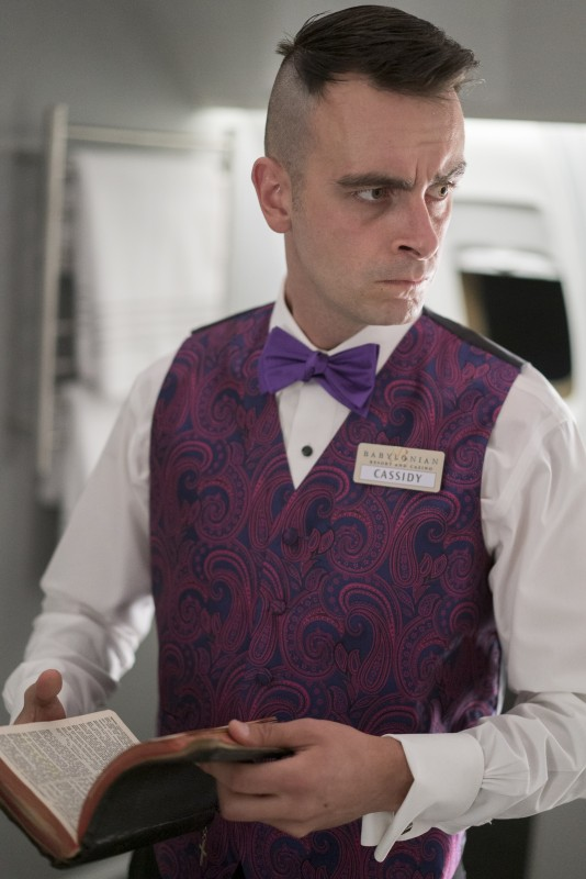 Joseph Gilgun as Cassidy - Preacher _ Season 1, Pilot - Photo Credit: Lewis Jacobs/Sony Pictures Television/AMC