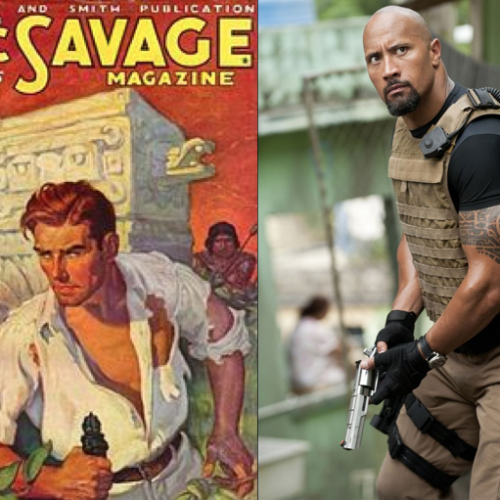 Dwayne 'The Rock' Johnson confirmed for 'Doc Savage' movie