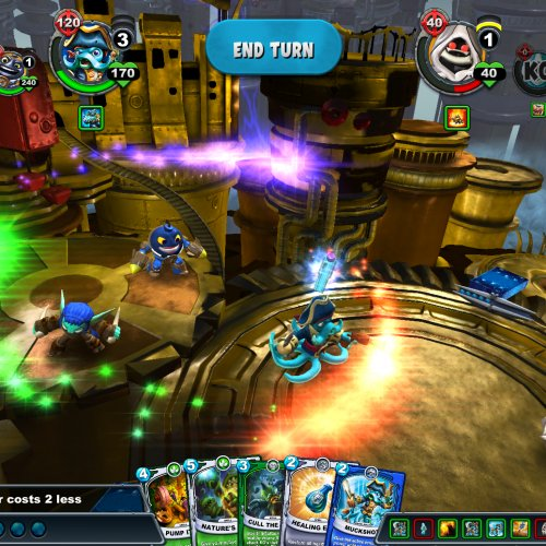 Create your favorite Skylanders team in new mobile card game, Skylanders Battlecast