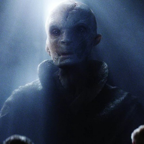 Lucasfilm's Pablo Hidalgo says Star Wars' Snoke isn't Darth Plagueis