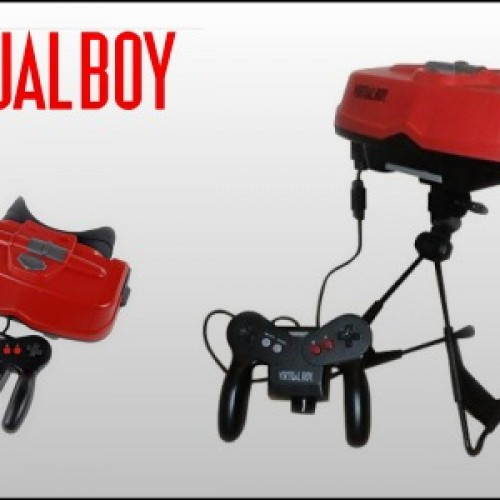 Virtual Boy on Google cardboard