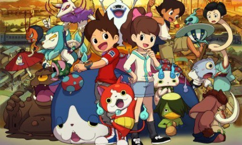Yo-Kai Watch 2: Bony Spirits and Fleshy Souls will be released on September 30