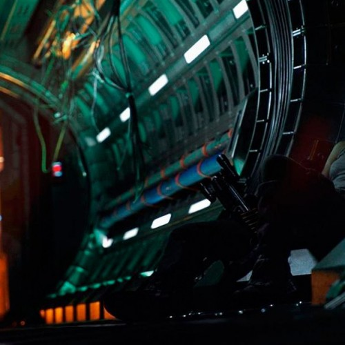 First look at Katherine Waterston in 'Alien: Covenant'