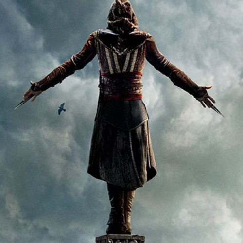 Stand atop Spain in the latest poster for 'Assassin's Creed'